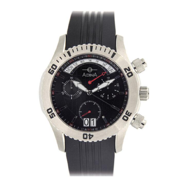 Adina Amphibian Chronograph dive sports watch NK156 S2XS