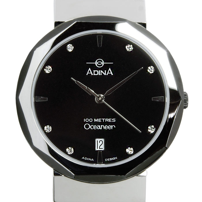 Adina Oceaneer Sports Hybrid Dress Watch NK162 B2XB