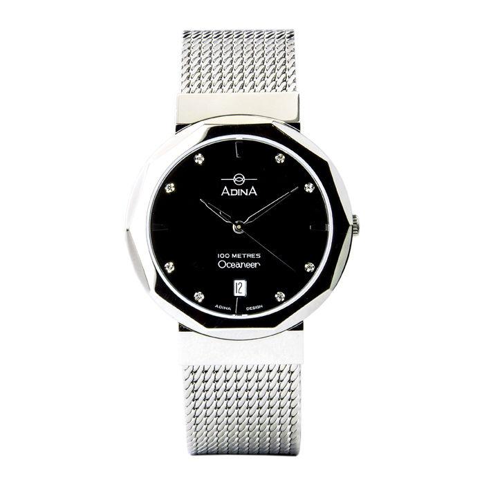 Adina Oceaneer Sports Hybrid Dress Watch NK162 S2XB