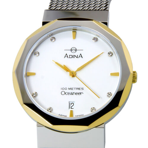 Adina Oceaneer Sports Hybrid Dress Watch NK162 T1XB