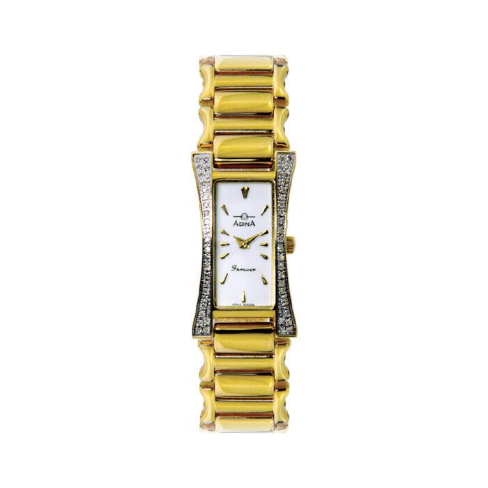 Adina Forever diamond set dress watch NK164 G0XB