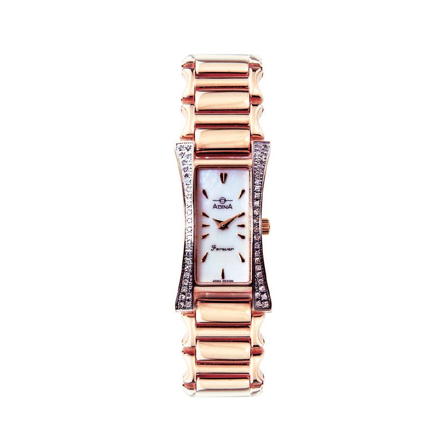 Adina Forever diamond set dress watch NK164 R0XB