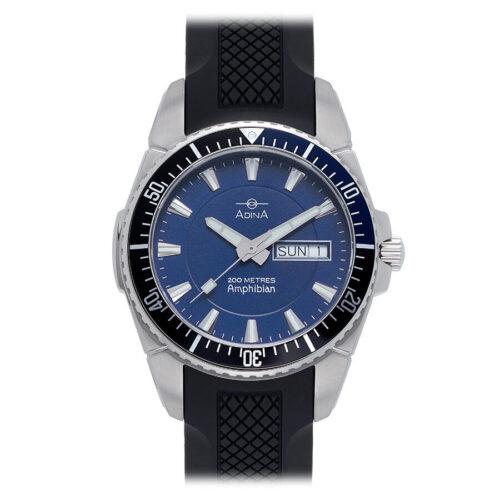 Adina Amphibian dive watch NK167 E6AXS
