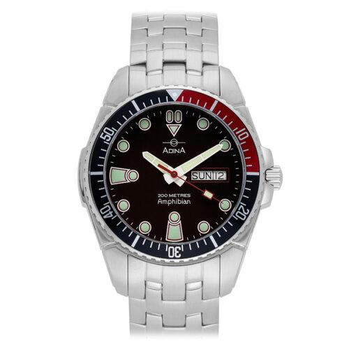Adina Amphibian dive watch NK167 P2DXB