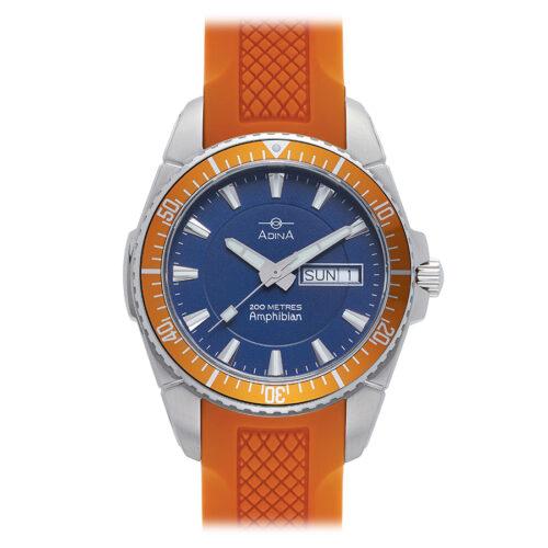Adina Amphibian dive watch NK167 Q6AXS