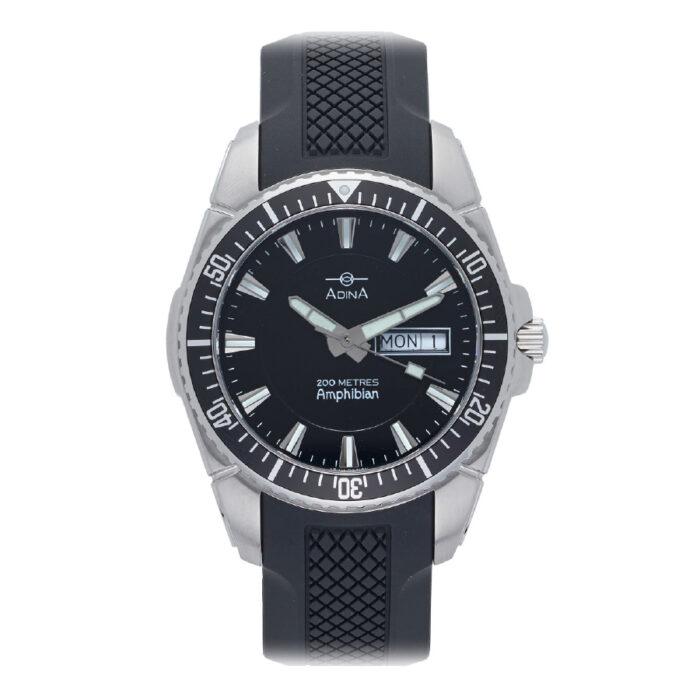 Adina Amphibian dive watch NK167 S2AXS