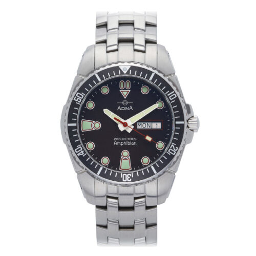 Adina Amphibian dive watch NK167 S2DXB