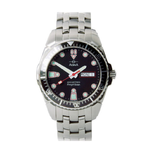Adina Amphibian dive sports watch NK167 S2DXB