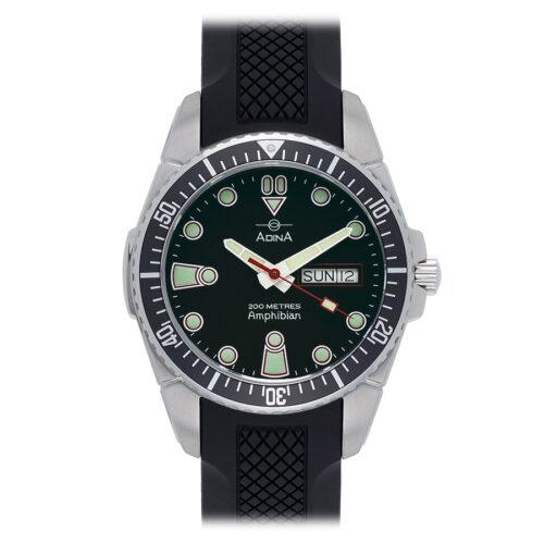 Adina Amphibian dive watch NK167 S2DXS