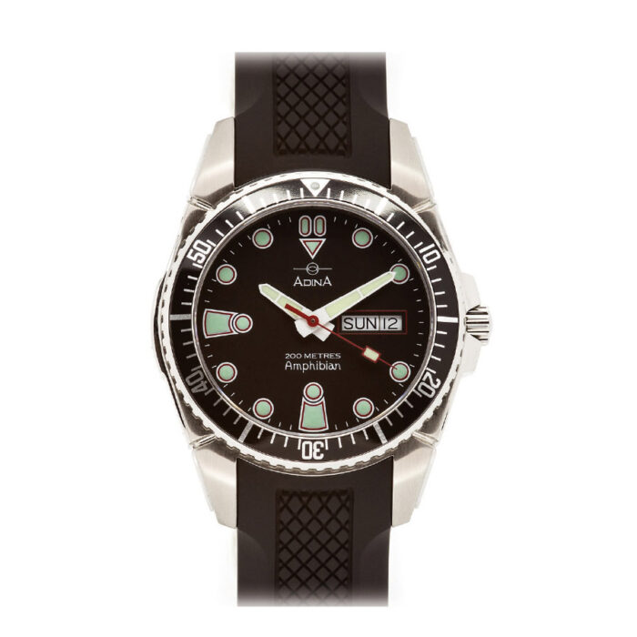 Adina Amphibian dive sports watch NK167 S2DXS