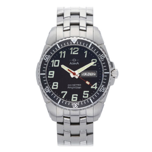 Adina Amphibian dive watch NK167 S2FB