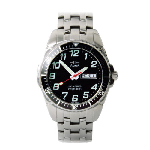 Adina Amphibian dive sports watch NK167 S2FB
