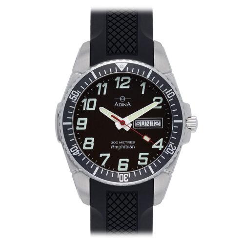 Adina Amphibian dive watch NK167 S2FS