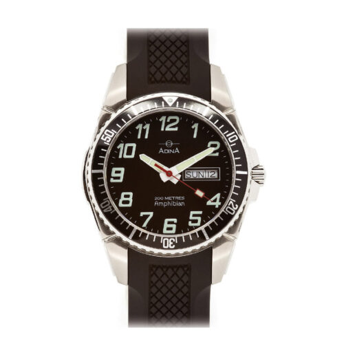 Adina Amphibian dive sports watch NK167 S2FS