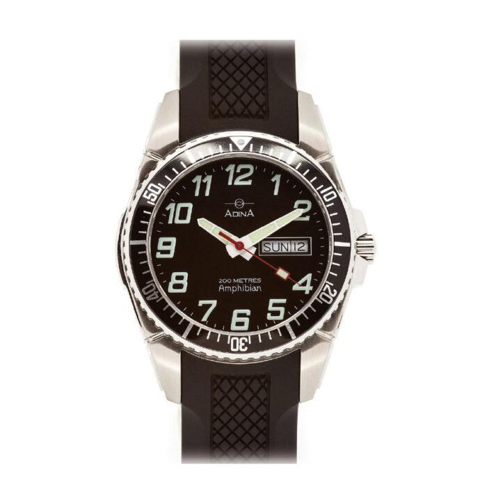 Adina Amphibian dive sports watch NK167 S2FS