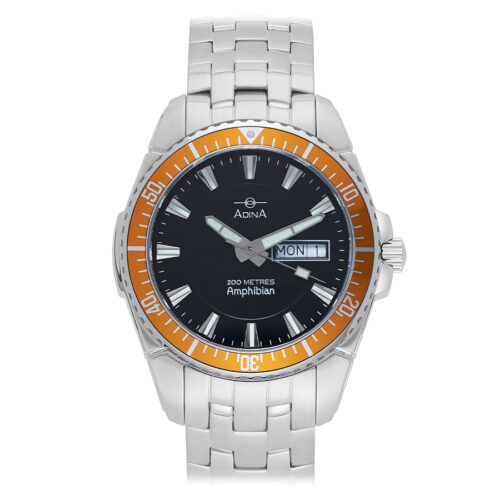 Adina Amphibian Dive Watch NK167 S8AXB