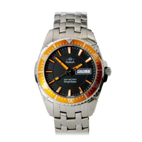 Adina Amphibian dive sports watch NK167 S8AXS