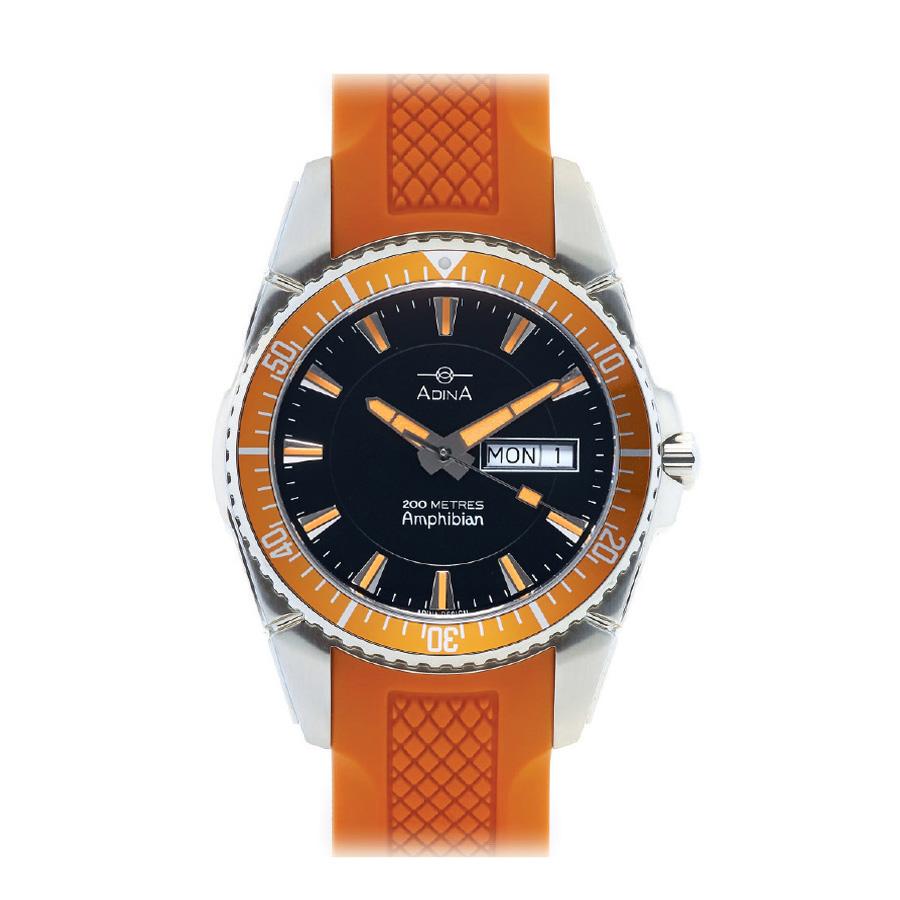 Adina Amphibian dive watch NK167 S8AXS