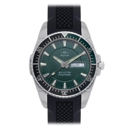 Adina Amphibian dive watch NK167 V7AXS