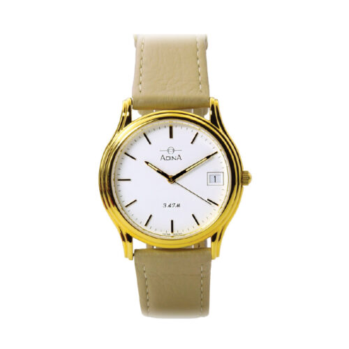 Adina Everyday Dress Watch NK39 G1XS (Bone)
