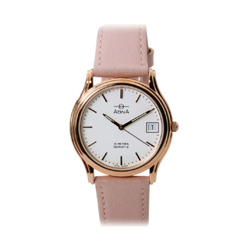 Adina Everyday Dress Watch NK39 R1XS (Pink)