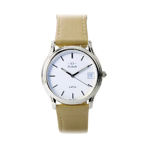 Adina Everyday Dress Watch NK39 S1XS (Bone)