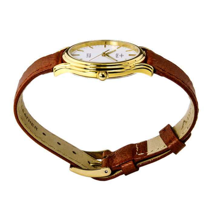 Adina Countrymaster Dress Watch NK39 G1XS (tan)