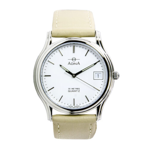 Adina Countrymaster Dress Watch NK39 S1XS (Bone)