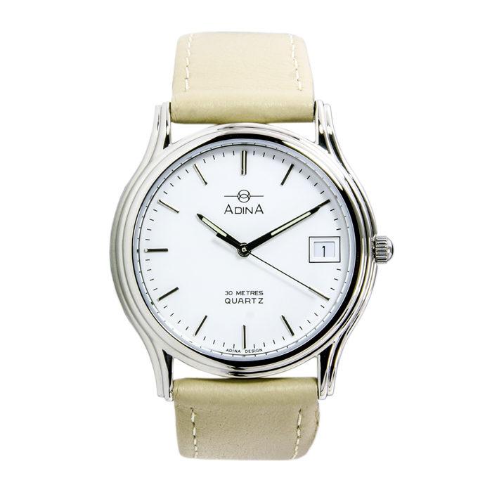 Adina Countrymaster Dress Watch NK39 S1XS (Bone)