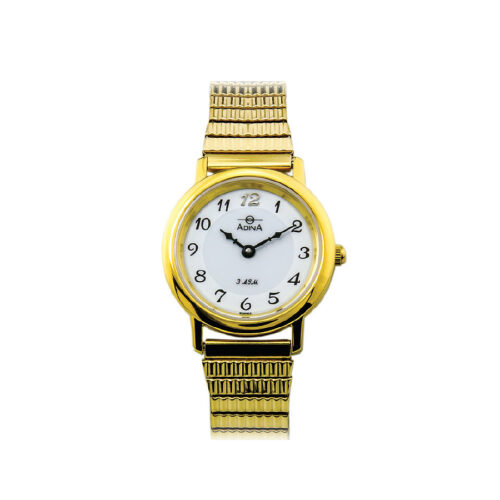 Adina Everyday Classic Dress Watch NK40 G1FE