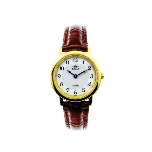 Adina Everyday Classic Dress Watch NK40 G1FS