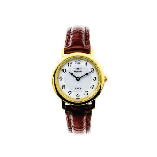 Adina Everyday Classic Dress Watch NK40 G1FS
