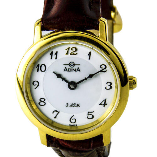 Adina Classic Dress Watch NK40 G1FS