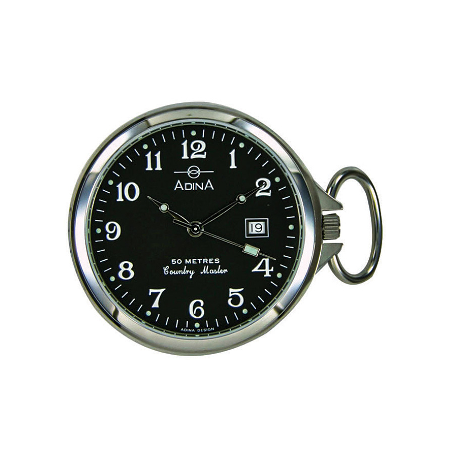 Adina Countrymaster pocketwatch NK54 S2FP