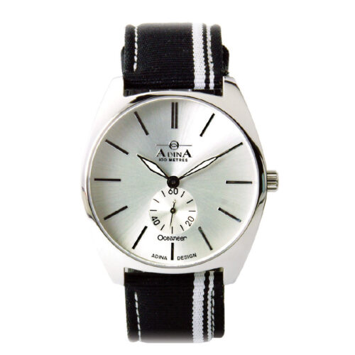Adina Oceaneer sports watch SW18 S1XS white strap