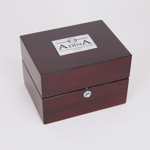Adina Watches - Timber Box