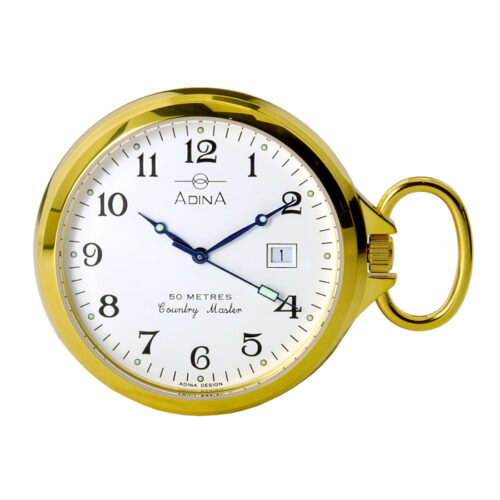 Adina Countrymaster pocketwatch NK54 G1FP